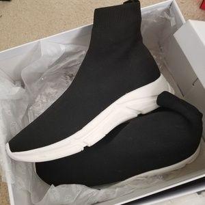 Steve Madden Balenciaga Sock Style